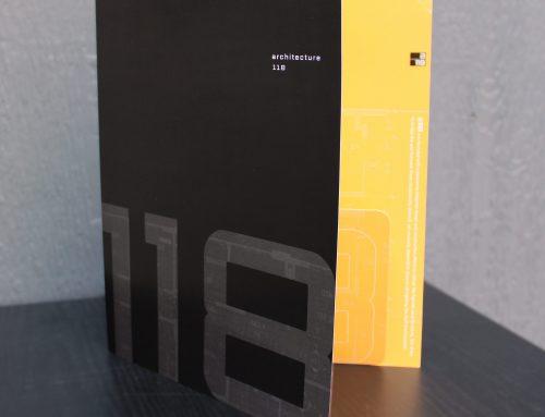 Architecture 118 Folder